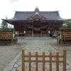 新発田総鎮守・諏訪神社(新発田市諏訪町1丁目)へ参拝
