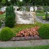 ドイツ空軍の撃墜王ハルトマン少佐のお墓を訪れた