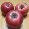 りんごと人