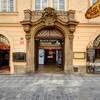 【プラハ観光オススメ】光と闇を華麗に使ったパントマイムショー Black Light Theatre
