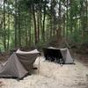 2泊3日 洞川教育キャンプ場 2日目 ソログルキャンプ