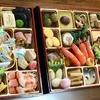 生協で注文できる割烹料亭千賀「迎春おせち料理」4〜5人前のお重はこんな感じ!