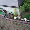 自宅の庭改造2