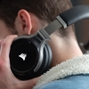 【VIRTUOSO RGB WIRELES レビュー】新たに発表されたCORSAIRのフラッグシップヘッドセットが音質も見た目も最高!
