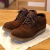 スウェード゙・ヌバック素材のブーツの手入れ方法✨