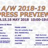 PRESS PREVIEW AW2018-19