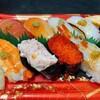 寿司をレンジで温める