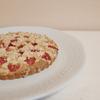 ストロベリーココナッツクランブルケーキ