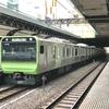 3.7.1 僕ならこういう: JR東・在来線 駅間距離が短い場合 (山手線内回り)