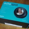 Amazon Echo Spotを購入。画面があって便利