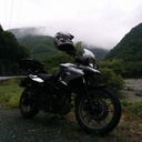 F700GS-林道&整備記録