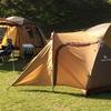 キャンプ初心者へのおすすめテントは断トツでドーム型テントで決まり