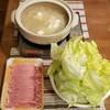 2018/03/25の夕食