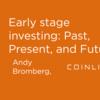 ベンチャー投資の歴史と ICO (Investor School #10, Andy Bromberg)