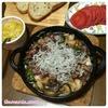 【レシピ】ホタルイカとシラスのアヒージョ(オリーブオイル煮)