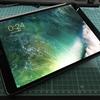 iPad Pro 10.5 インチにカバーと SIM を追加