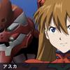 【スパクロ】[Ωスキル]乳揺れ!アスカ/エヴァ2号機[Ω] - 戦闘アニメ