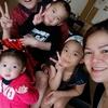 バドミントン🏸 family badminton