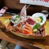 【鉾田】 味の食彩館 船盛の刺身定食が凄いお店