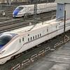 11月28日長野新幹線車両センターの状況