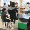 6年生:理科 実験。酸素の働きは?
