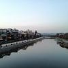 拠点をいったんシドニーから京都へ。