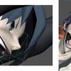 アニメと主観:3D世界から2Dアニメ世界への射影について