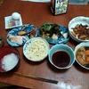 幸運な病のレシピ( 2374 )朝:魚、エノキとニラの炒め煮
