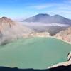 【インドネシア旅 #8】青い炎までの行き方!ガスマスク必須の硫黄の山「イジェン山」へ