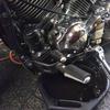 #バイク屋の日常 #ヤマハ #ドラッグスター400 #オイル交換 #ドレンボルトの場所