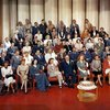 1943年 MGMの集合写真。