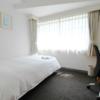 キティちゃんまで1駅で会えます!スマイルホテル東京多摩永山。