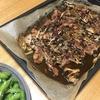 【簡単メイン】豚肉としめじの炒め物。後片づけもラクです!(ヘルシオ)