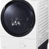 操作が簡単で乾燥までできるパナソニック ななめドラム洗濯乾燥機 11kg NA-VX800AR-Wが評判