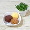 【レシピ】簡単「手作りアイス」一度で3種の作り方 ♪