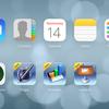 すでにiOS7のデザインに対応済みiOS Apps。