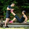 運動誘発性筋痙攣とは(疲労の結果、神経の興奮により閾値周波数に到達、活動中の筋からのフィードバックメカニズムに異常が生じる)