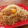 【バソキ屋】「辛玉焼きそば」と「特製ニラ餃子」を食べた感想。福岡最強の焼きそば!