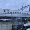 1月23日長野新幹線車両センターの状況