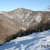 雲取山。1月下旬。