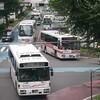西鉄バス北九州 小倉駅前交差点