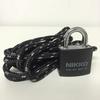 ニッコー(NIKKO) 特殊繊維配合チェーンロック「DR-180」を格付してみた