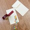 【無印良品】普段使いもできるシンプルでかわいいポチ袋。