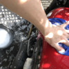 ストリートツインを洗車するぞ!(洗車、チェーン清掃編)