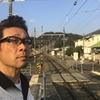 早く鳴ってほしいなー。JR飯田線浦川駅の踏切の「カンカンカン」はボクの目覚まし時計なんだもん。