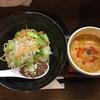 神田町虎玄(豊田市)担坦つけ麺 950円