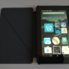 Kindle Fireタブレットの純正ケースを買ってみたのでご紹介