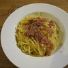 イタリア料理レシピースパゲッティ・アッラ・カルボナーラ