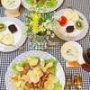 おうち夜ご飯(16日分の記録)/My Homemade Dinner/อาหารที่ทำเอง