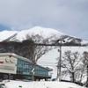 北海道でスキー減量2日目